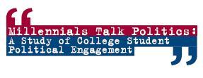 College Students Talk Politics cover